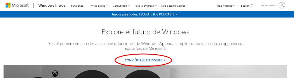 insider windows gratis